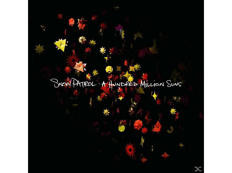 Snow Patrol - A HUNDRED MILLION SUNS [CD]