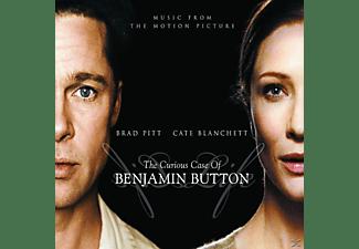 VARIOUS, OST/VARIOUS - The Curious Case Of Benjamin Button  - (CD)