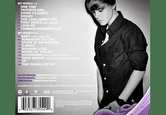 Justin Bieber - My Worlds  - (CD)