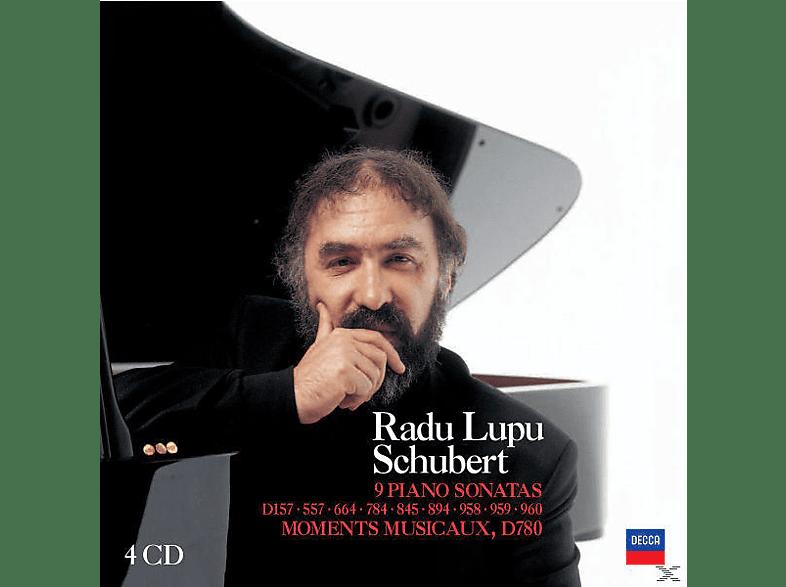 Radu Lupu - Radu Lupu Spielt Schubert [CD]