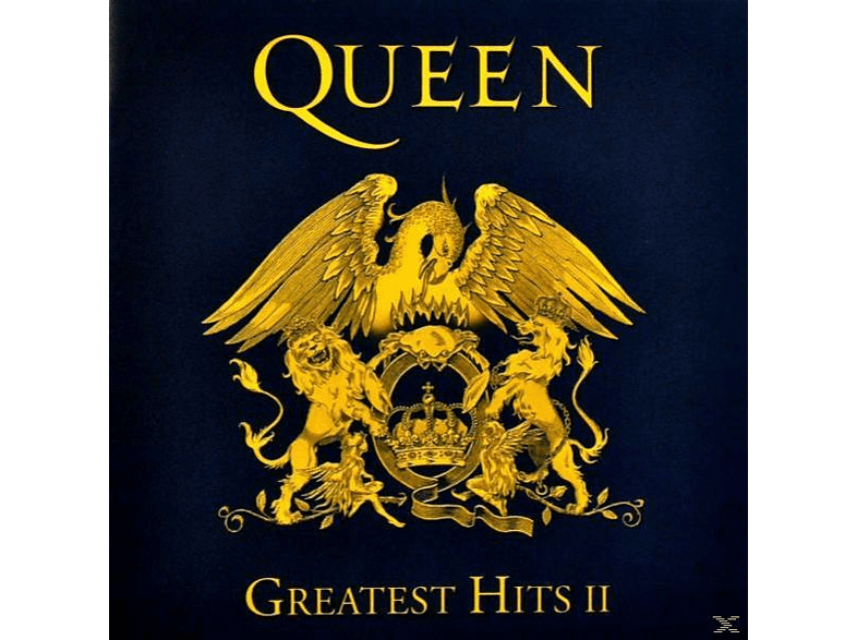 Queen - GREATEST HITS 2 (2010 REMASTER) [CD]