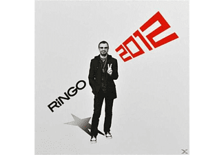 Ringo Starr - Ringo 2012  - (CD)