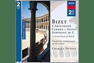 Dutoit, Osrtve, Charles Osm & Dutoit - L'arlesienne Suite/Carmen Suiten/Sinfonia R [CD]