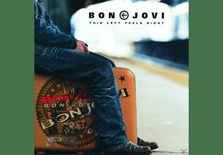 Bon Jovi - This Left Feels Right  - (CD)