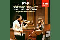 Anne-Sophie Mutter - Violinkonz.Bwv 1041, 1042, 1043 [CD]