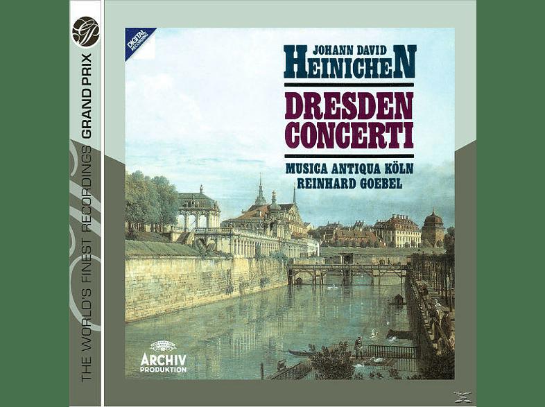 Musica Antiqua Köln, Reinhard/mak Goebel - Dresden Concerti [CD]