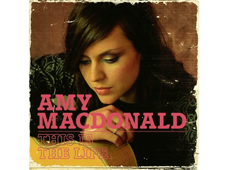 Amy MacDonald - This Is The Life (Ltd.Deluxe Edt.) [CD]