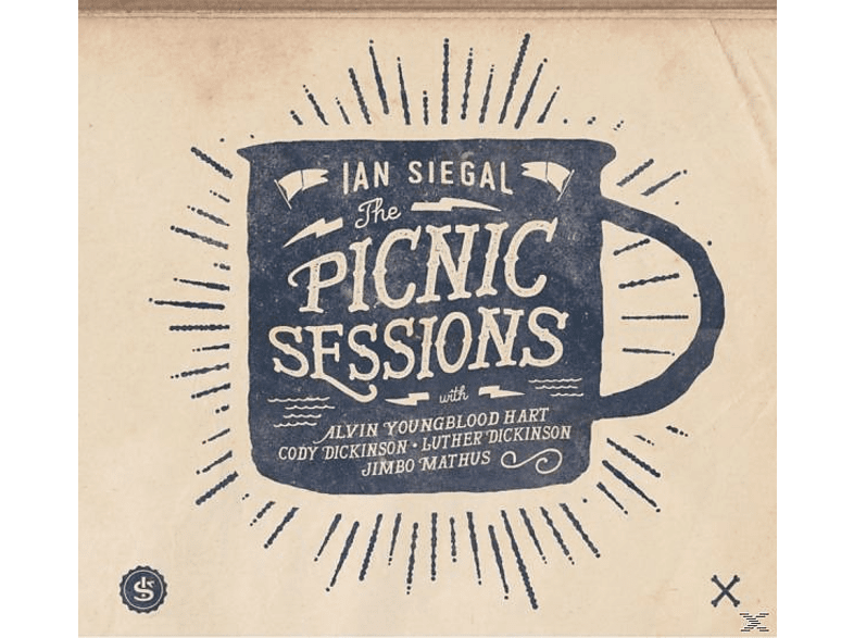 Ian Siegal - Picnic Session [CD]