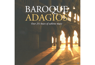 VARIOUS - Baroque Adagios - (CD)