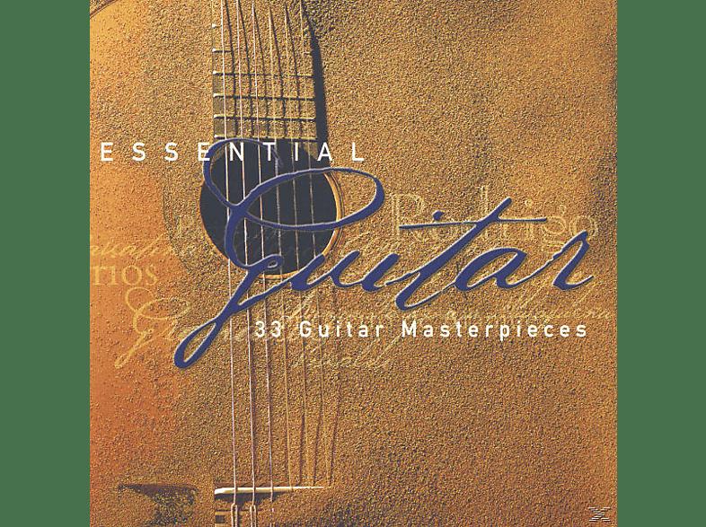 VARIOUS - Essential Guitar [CD]