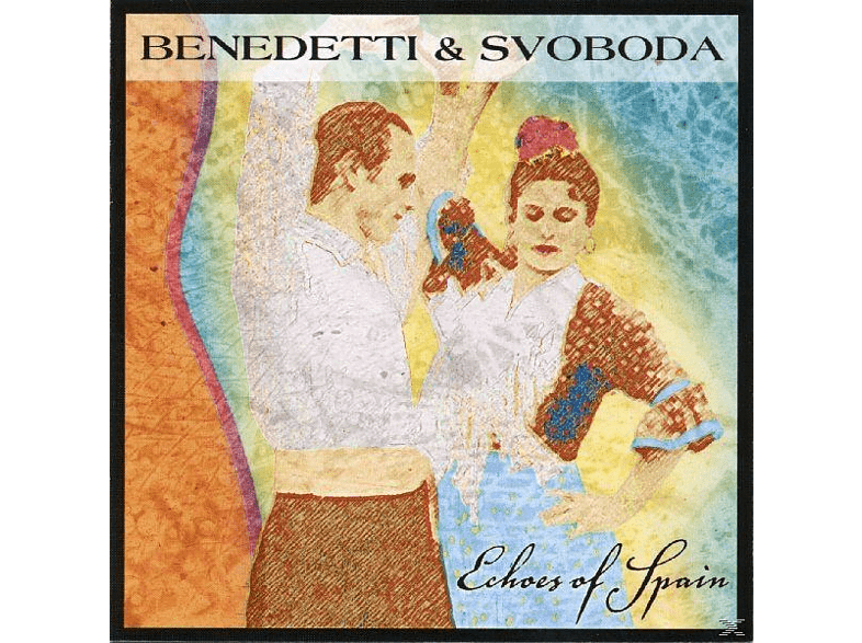Svoboda - Echoes Of Spain [CD]