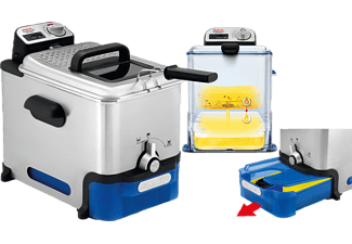 TEFAL FR 8040 Oleoclean Pro Inox & Design