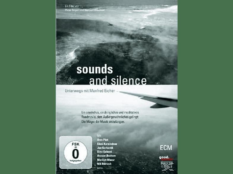 Sounds and Silence - Unterwegs mit Manfred Eicher [DVD]