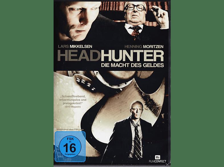 HEADHUNTER [DVD]
