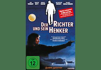 DER RICHTER UND SEIN HENKER DVD