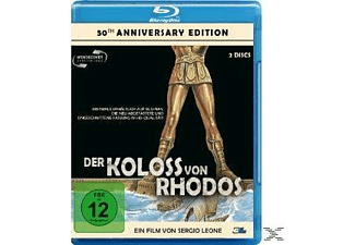 Der Koloss von Rhodos - Collector's Edition - (Blu-ray)