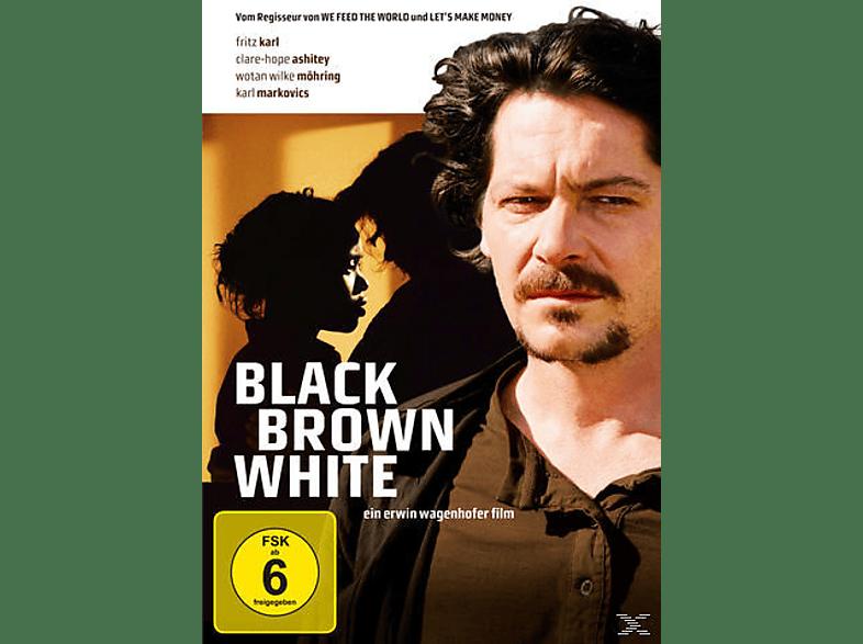 BLACK BROWN WHITE [DVD]