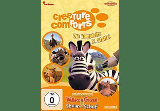 Creature Comforts - Staffel 2 DVD