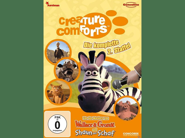 Creature Comforts - Staffel 2 [DVD]