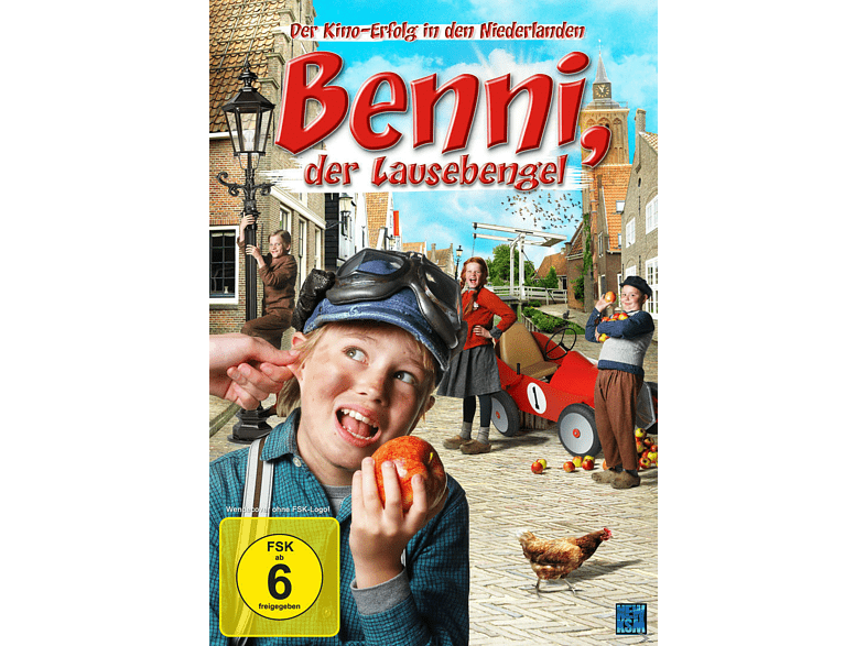 Benni, der Lausebengel [DVD]