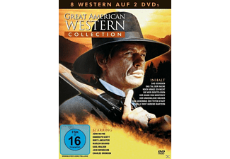 Great American Western Collection (8 Filme) - (DVD)