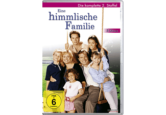 Eine himmlische Familie - Staffel 2 DVD