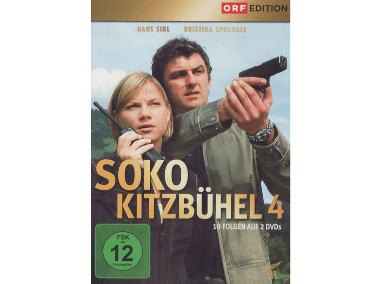 SOKO Kitzbühel - Staffel 4 [DVD]