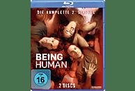 Being Human - Staffel 2 [Blu-ray]