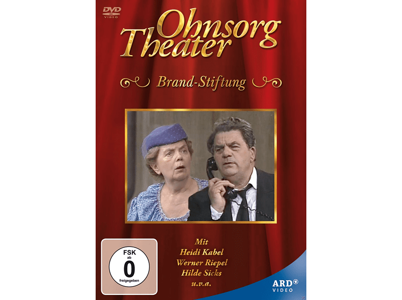 Ohnsorg Theater - Brand-Stiftung [DVD]