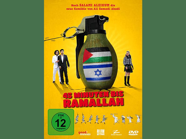45 MINUTEN BIS RAMALLAH (+BONUS) [DVD]