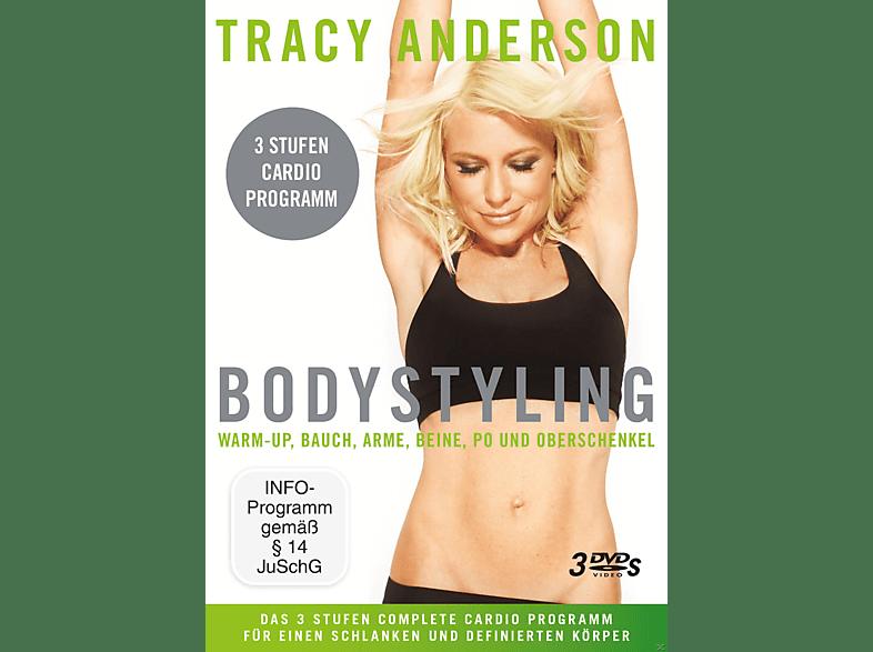 Tracy Anderson: Bodystyling-Sammelbox - Stufe 1-3 [DVD]