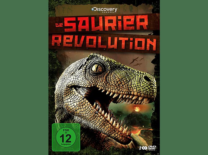 Die Saurier-Revolution [DVD]