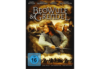 BEOWULF & GRENDEL DVD