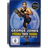 George Jones - Personal Power Training [DVD]