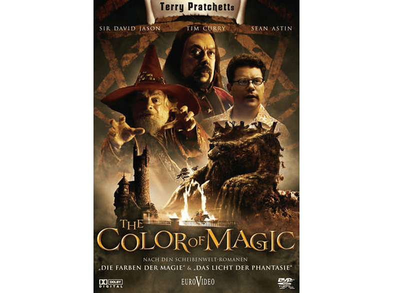 THE COLOR OF MAGIC [DVD]