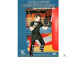 Ultimatives Boxsack-Training für Kampfsportler - (DVD)