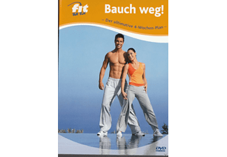 Fit for Fun: Bauch Weg! - (DVD)