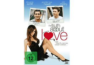 The Truth about Love oder: was du niemals wissen wolltest... - (DVD)