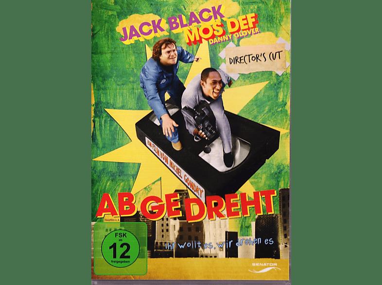 ABGEDREHT [DVD]