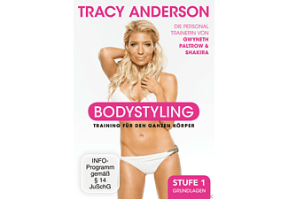 Tracy Anderson: Bodystyling - Grundlagen - Stufe 1 - (DVD)