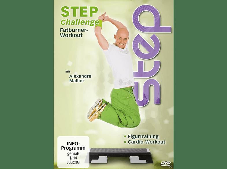 Step Challenge - Fatburner Workout [DVD]