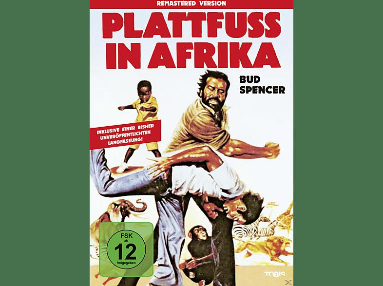 Plattfuß in Afrika [DVD]
