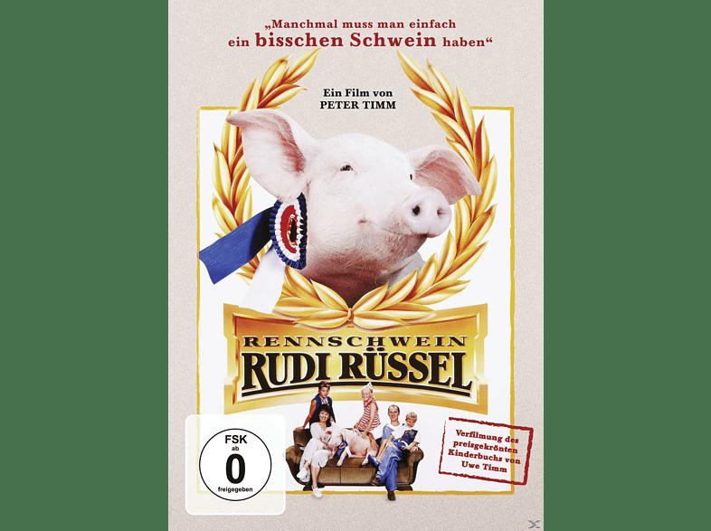 Rennschwein Rudi Rüssel [DVD]
