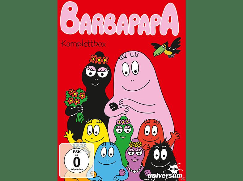 Barbapapa - Komplettbox DVD-Box [DVD]