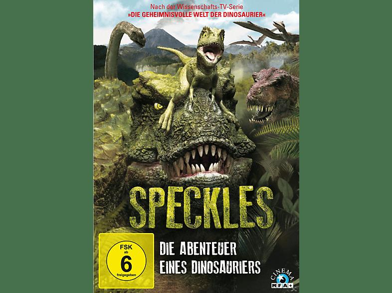 Speckles - Die Abenteuer des kleinen Dinosauriers [DVD]