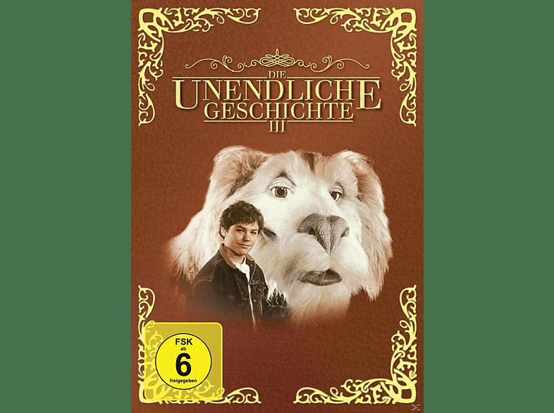 Die unendliche Geschichte III [DVD]