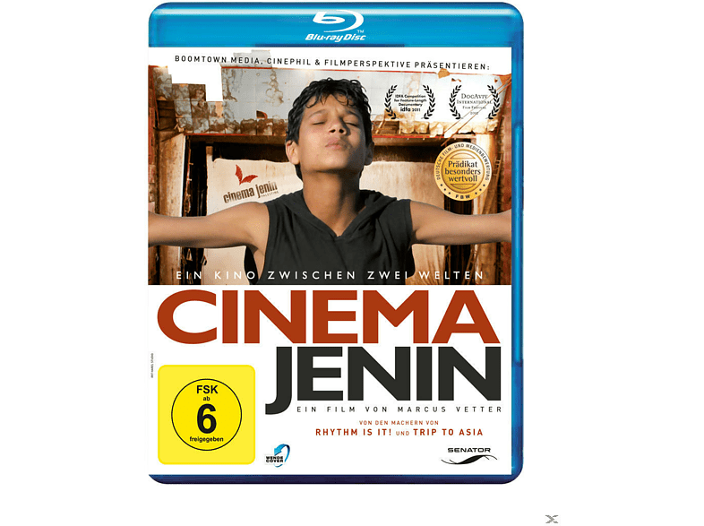CINEMA JENIN [Blu-ray]