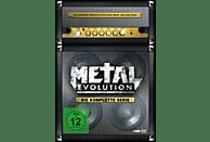 Metal Evolution - Die komplette Serie [DVD]