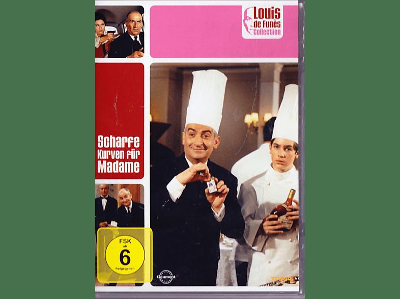 Scharfe Kurven für Madame - Louis de Funès Collection [DVD]