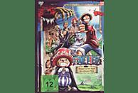 One Piece - 3. Film - Chopper auf der Insel der seltsamen Tiere [DVD]